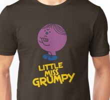 Little Miss Grumpy Unisex T-Shirt