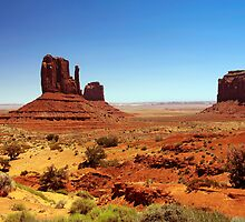 Monument Valley #1 by JimGuy