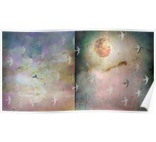 Voyage through light Poster