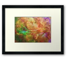 Rose Dance. Framed Print