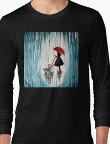 Playing In The Reign Long Sleeve T-Shirt