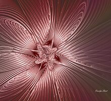 Hibiscus Glow by abstractjoys