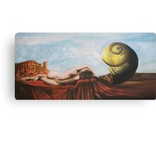 Mortal Coil Canvas Print