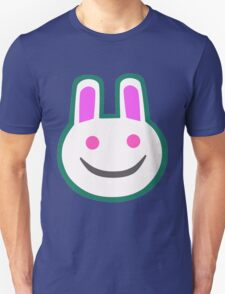 Animal Crossing Bunny Tee Print Unisex T-Shirt