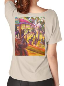 GYMPIE MUSTER - 25TH COLLECTION - MUSTER BAR the corral Women's Relaxed Fit T-Shirt