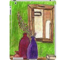 Vases & Mirror iPad Case/Skin