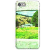 Sneak peek of Harmony Hills iPhone Case/Skin