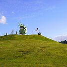 Liberty Head July 3rd, Distant by Mike Cressy