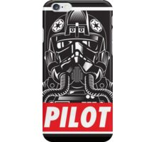 PILOT - TIE FIGHTER iPhone Case/Skin