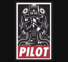 PILOT - TIE FIGHTER by rizkya085Design
