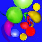 Balloon Man by coppertrees