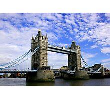 Tower Bridge London Photographic Print