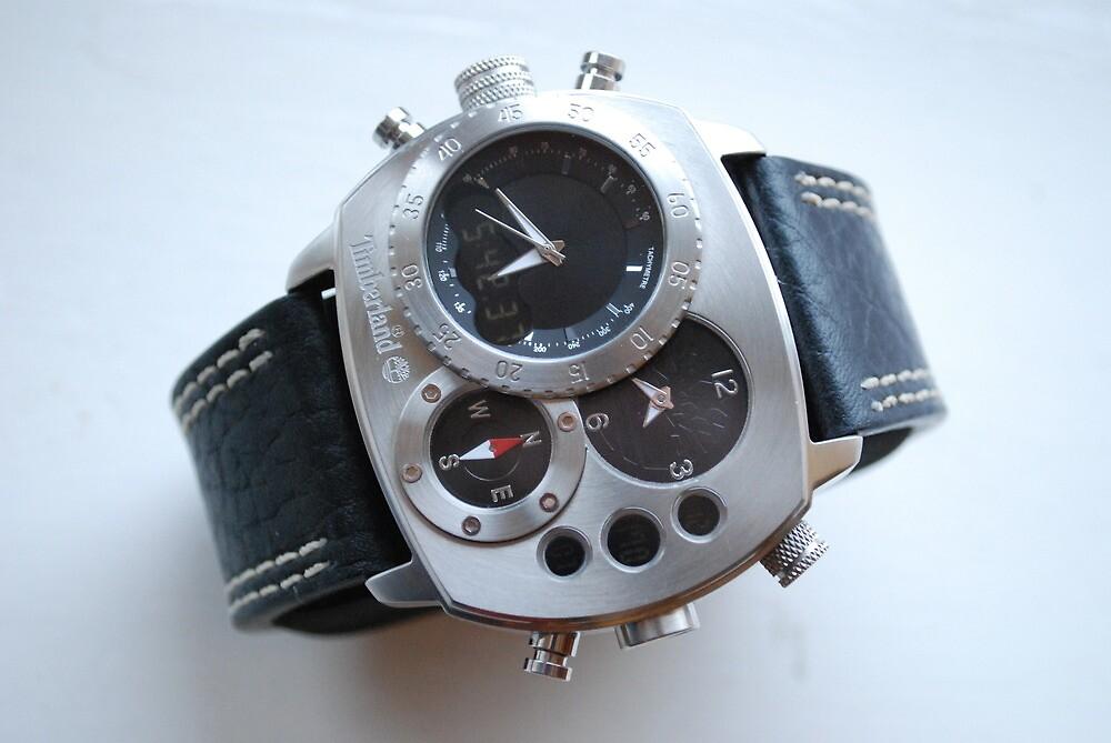 Timberland HT2 52mm Jumbo Chrono by watches