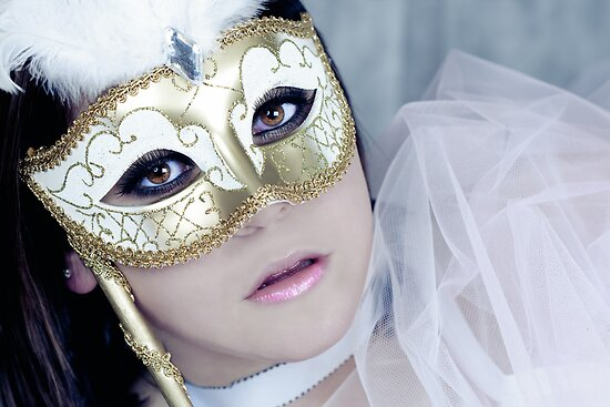 Masquerade by ╰⊰✿Sue✿⊱╮ Nueckel