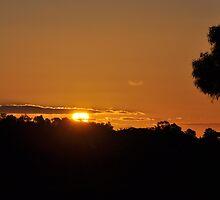 Cool Winter Sunsets IIII by mmdownunder