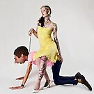 """My brand new horse - doog"" by Meiko Janke by Meiko Janke"