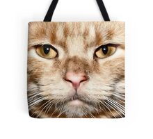 Cat Face #10 Tote Bag