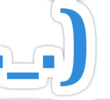 ASCII Bunny [Gift] Sticker