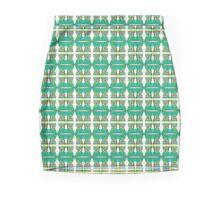 Drum Head #4 Mini Skirt