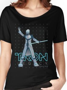 Castor, The Virtual Club Owner. Women's Relaxed Fit T-Shirt