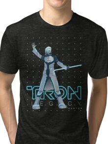Castor, The Virtual Club Owner. Tri-blend T-Shirt