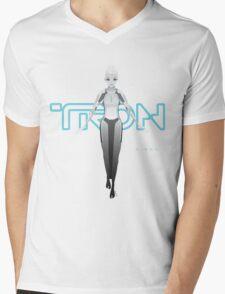 Siren. Mens V-Neck T-Shirt