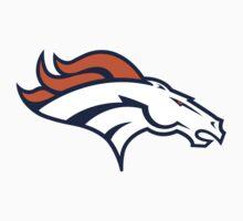 Denver Broncos Logo Kids Clothes