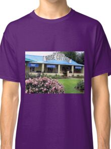 The Rose Cottage Classic T-Shirt