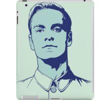 David 8 iPad Case/Skin