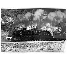 Pitchie Richie Railway Poster