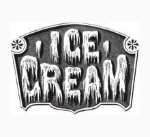 ICE CREAM by Colin Van Der Heide