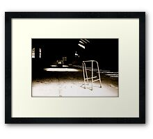 West Park - Balance Framed Print