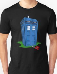 Tardis-and-the-Wicked-Witch T-Shirt