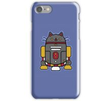 """FUR2-D2"" Feline Droid iPhone Case/Skin"