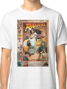 Raiders of the Lost Ark Classic T-Shirt