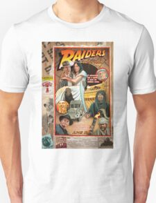Raiders of the Lost Ark Unisex T-Shirt