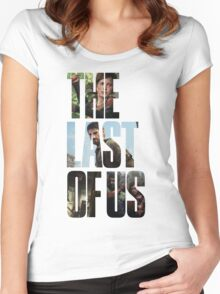 Tlou (collage) Women's Fitted Scoop T-Shirt