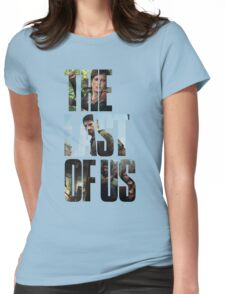 Tlou (collage) Womens Fitted T-Shirt