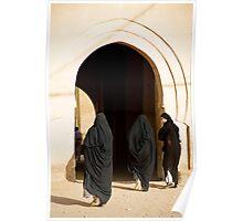 Three Women - Morocco Poster