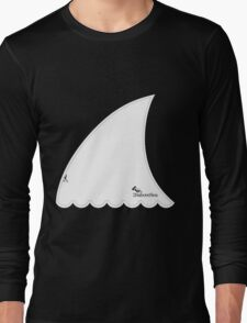 This Shark is 28aboveSea Long Sleeve T-Shirt