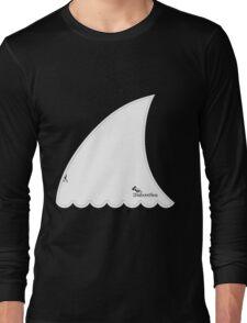 This Shark is 28aboveSea Long Sleeve T-Shirt