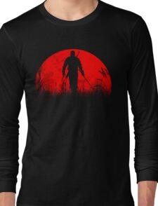 Red moon Long Sleeve T-Shirt