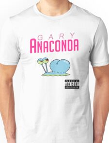 Gary Anaconda ( Parody ). Unisex T-Shirt