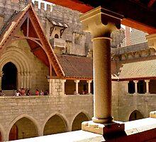 Paço dos Duques de Bragança by terezadelpilar~ art & architecture