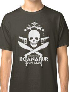 Black Lagoon ROANAPUR GUN CLUB Classic T-Shirt