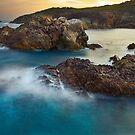 Kianinny Bay Sunset by Tim Boehm