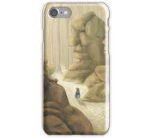 Valley of the Rock Men iPhone Case/Skin