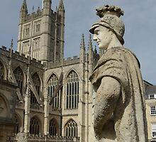 Bath England by TheMightyEye