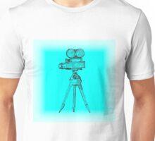 Retro Film Camera Unisex T-Shirt