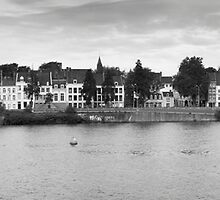 Maastricht, The Netherlands. by M. van Oostrum